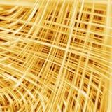 trådar för bakgrund 3d vektor illustrationer
