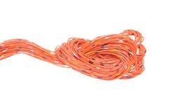 Trådar för telekommunikationnätverk Royaltyfri Foto