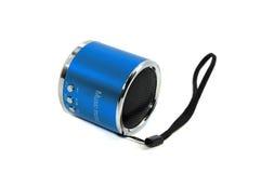 Trådlös bärbar högtalare, mini- hallåman Fotografering för Bildbyråer