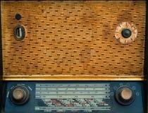 Trådlös radiobakgrund för tappning Royaltyfri Bild