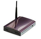Trådlös router Royaltyfri Fotografi