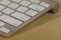 Trådlöst tangentbord Fotografering för Bildbyråer