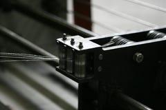 Trådproduktionmaskin Arkivfoton