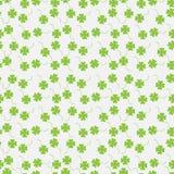 Trèfle à quatre feuilles Photo libre de droits