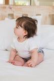 Très bébé mignon de beautufil photographie stock libre de droits