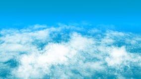 Très haut dans le ciel Images stock