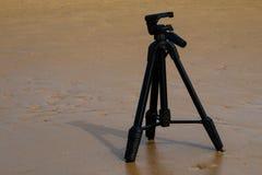 Trépied d'appareil-photo Photo libre de droits