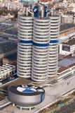 Trépointe de BMW Photo libre de droits