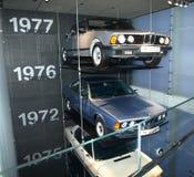 Trépointe de BMW Image libre de droits