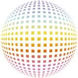 trépointe de trame de farb Image libre de droits