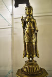 Trésor de dévotion dans le musée des arts orientaux à Rome Italie photo stock