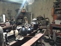 Tr?sor de vieux magasin d'antiquit?s photos libres de droits