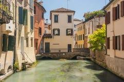 Trévise, ville Italie Photo libre de droits