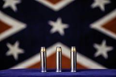 Três balas Fotografia de Stock Royalty Free