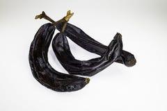 Três bananas secadas Imagem de Stock