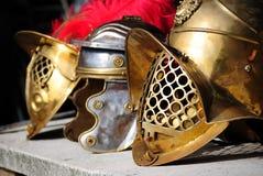 Três capacetes Imagem de Stock Royalty Free
