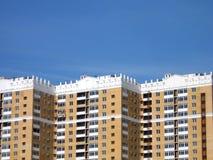 Três casas Imagem de Stock Royalty Free
