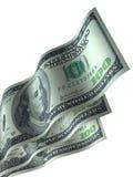 Três cem dólares Imagem de Stock Royalty Free