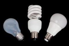 Três gerações de luzes Imagens de Stock Royalty Free