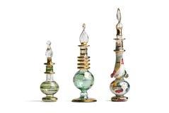 Três jarros exóticos Imagem de Stock