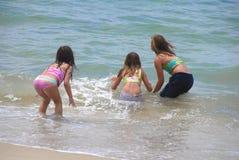 Três meninas Imagens de Stock Royalty Free