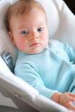 Três meses de bebê idoso Imagem de Stock Royalty Free