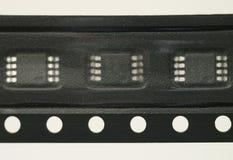 Três microplaquetas Fotos de Stock Royalty Free