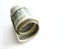 Três mil dólares Foto de Stock Royalty Free