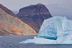 Três montanhas Fotografia de Stock Royalty Free