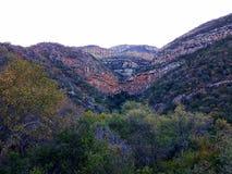 Três montanhas de Rondavels Foto de Stock