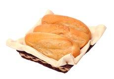 Três pães Imagem de Stock