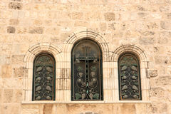 Três Windows Fotografia de Stock Royalty Free