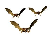 Trío del dragón Fotos de archivo libres de regalías