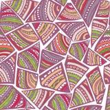 Trójboków geometryczni kształty ilustracja wektor