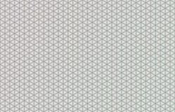Trójboka deseniowy tło z subtelnym gradientem Zdjęcia Stock