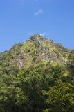 Trójboka szczyt Zdjęcie Stock