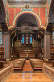 Trójca kościół, Copley kwadrat, Boston Obrazy Stock
