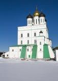 Trójcy ortodoksyjna katedra Obrazy Stock