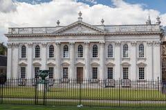 Trójcy szkoła wyższa Buduje Cambridge Anglia Zdjęcie Stock
