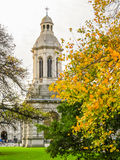 Trójcy szkoła wyższa jest jeden siedem antycznych uniwersytetów Brytania i Irelan dublin Ireland Zdjęcia Royalty Free