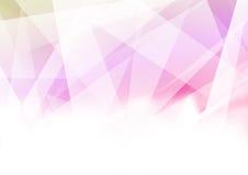 Trójgraniasty abstrakcjonistyczny geometrical jaskrawy kolorowy tło z ilustracja wektor