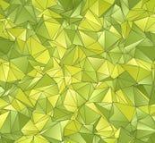 Trójgraniasty 3d, nowożytny tło Zdjęcia Stock