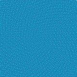 Trójgraniasty wzór wśrodku colourfull sfery royalty ilustracja