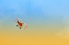Trójpłata Fokker DR 1 Obraz Stock