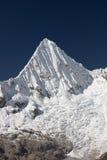 trójstronny szczyt Zdjęcie Royalty Free