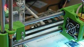 Trójwymiarowa klingerytu 3d drukarka w laboratorium zbiory wideo