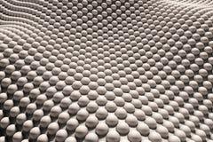 Trójwymiarowa piłka ilustracja wektor