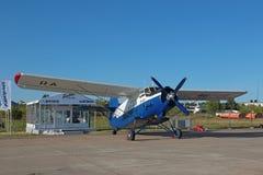 TR-301航空器 免版税库存照片