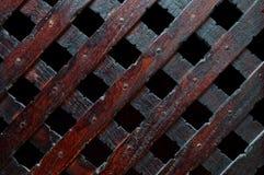 träbakgrundsplanka Royaltyfria Bilder