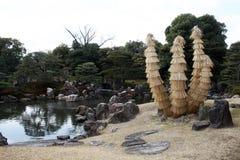 trädgårds- kyoto Royaltyfri Fotografi